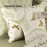 Althea Quilted Sham Eggshell Standard