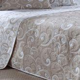 Laurel Reversible Bedspread