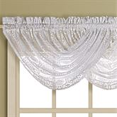 New Rochelle Waterfall Valance 44 x 38