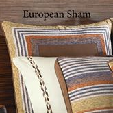 Montaneros Piped Sham Brown European
