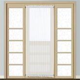 Monte Carlo Door Panel 59 x 72