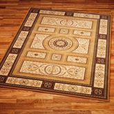 Regency Medallion Area Rug