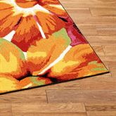 Bright Blooms Rug Runner Multi Bright 27 x 73