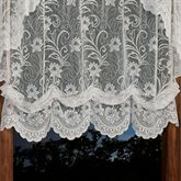 Art Nouveau Lace Balloon Shade 56 x 63