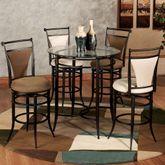 Camira Cafe 5 pc Counter Set  Set of Five
