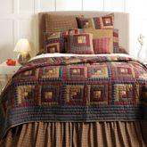 Millsboro Patchwork Quilt Multi Warm