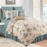 Amber Sands Mini Quilt Set Pearl