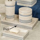 Ticking Stripe Tray Beige