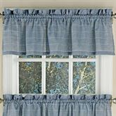 Greta Tailored Valance 56 x 12