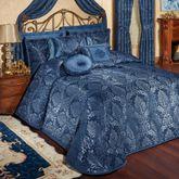 Camelot Grande Bedspread Navy