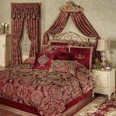 Courtland Comforter Set Cordovan
