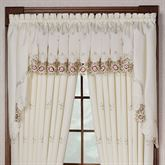 Bella Rose Tailored Valance  60 x 14