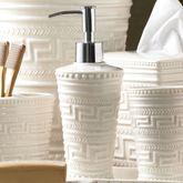 Santorini Lotion Soap Dispenser Ivory