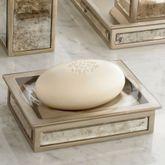 Palazzo Soap Dish Antique Silver