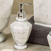 Elegance Lotion Soap Dispenser Ivory