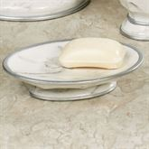 Elegance Soap Dish Ivory
