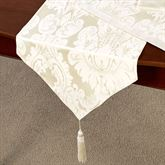 Whitmore Table Runner Light Cream 16 x 90