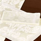 Whitmore Napkins Light Cream Set of Four