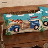 Going Places Convertible Accent Pillow Multi Bright 12 x 22