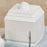 Nomad Tissue Cover Ivory