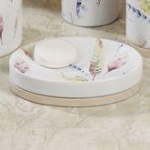 Daydream Soap Dish White