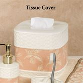 Pineapple Paradise Tissue Cover Ivory