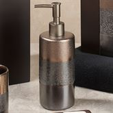 Portland Lotion Soap Dispenser Multi Metallic