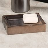 Portland Soap Dish Multi Metallic