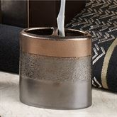 Portland Toothbrush Holder Multi Metallic