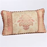 Chandon Piped Rectangle Pillow Champagne
