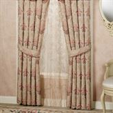 Chandon Tailored Curtain Pair Champagne 84 x 84