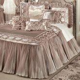 Marquis Flounce Grande Bedspread Champagne