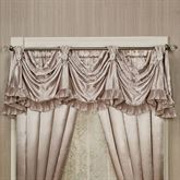 Marquis Patriot Valance Champagne 72 x 24