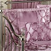Marquis Tailored Sham Orchid
