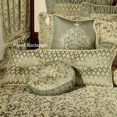 Aberdeen Piped Rectangle Pillow