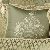 Aberdeen Piped Square Pillow