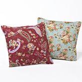 Antique Chic Pillow Set Multi Warm Set of Two