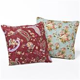 Antique Chic Pillow Set Multi Warm Set of Two