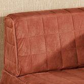 Camden Bolster Pillow with Sham Wedge