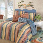 Katelin Oversized Bedspread Blue