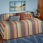 Katelin Hollywood Daybed Cover Blue Twin Daybed