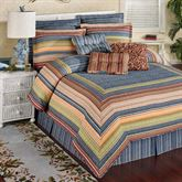 Katelin Quilt Set Blue