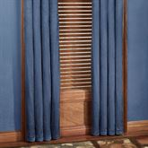 Alliance Tab Top Curtain Pair Indigo 84 x 84