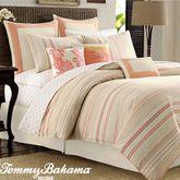 La Scala Breezer Comforter Set Ember Glow