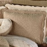 Everafter Quilted Sham Almond