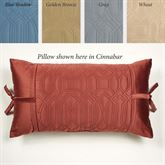 Oxford Classics Quilted Pillow Rectangle