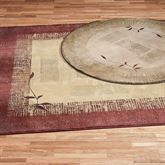 Generations Vine Square Rug
