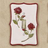 Vining Rose Single Switch Red