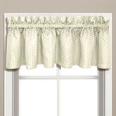 Hamden Tailored Valance 57 x 14