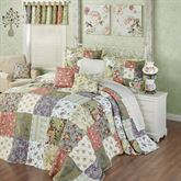 Blooming Prairie Bedspread Set Multi Cool